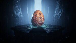 Century: Age of Ashes dračí vejce