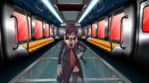 Danganronpa Another Episode Ultra Despair Girls – záchrana ve vlaku