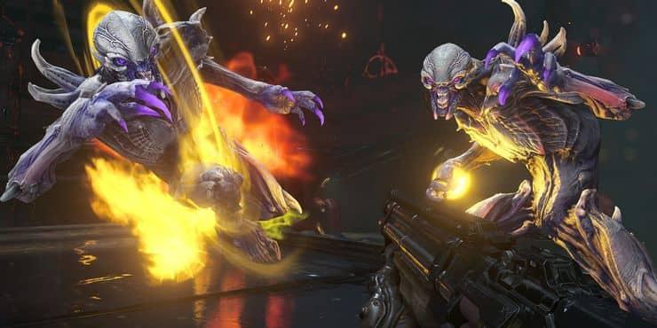 Doom Eternal – part Two Stone Imp