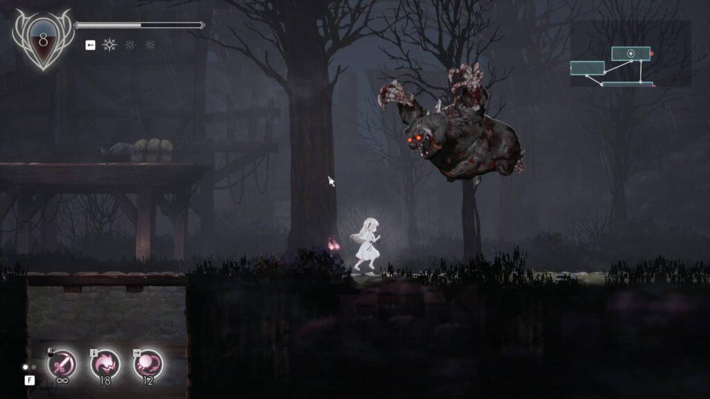 ENDER LILIES Quietus of the Knights – tlouštík vs Lily