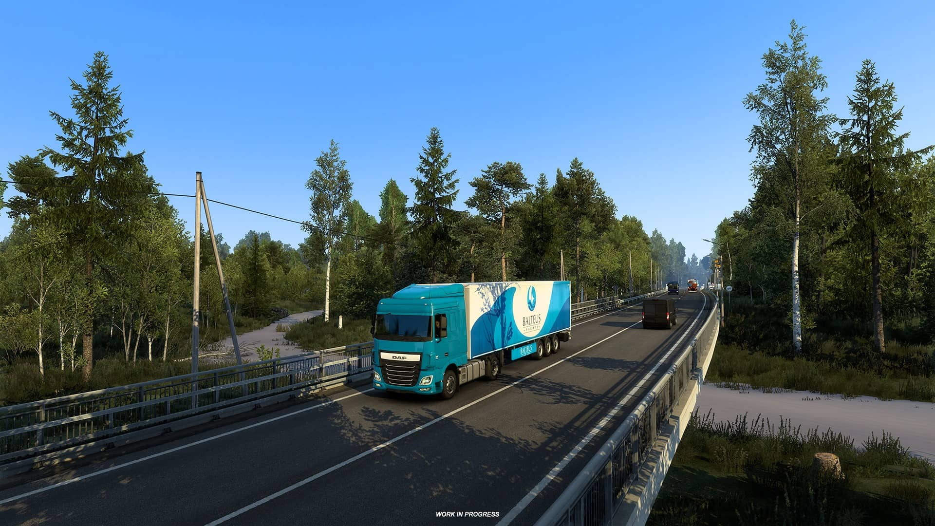 ETS 2 Heart of Russia - most
