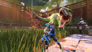 HYPERCHARGE Unboxed T-Rex