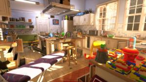 HYPERCHARGE Unboxed kuchyně