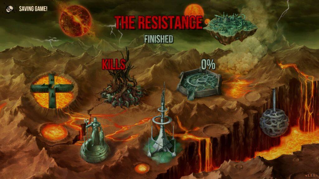 Hellbound – konec lokace