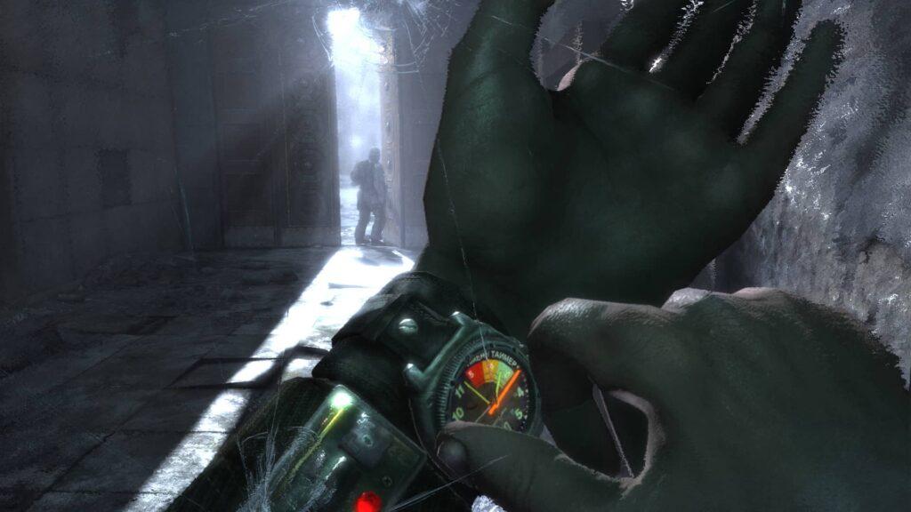 Metro 2033 – hlídání kyslíku
