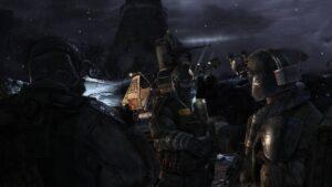 Metro 2033 – vojáci