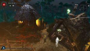 Tainted Grail – NPC ve vesnici