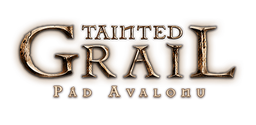 Tainted Grail – logo