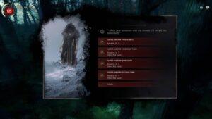 Tainted Grail – setkání a rozhovor s NPC