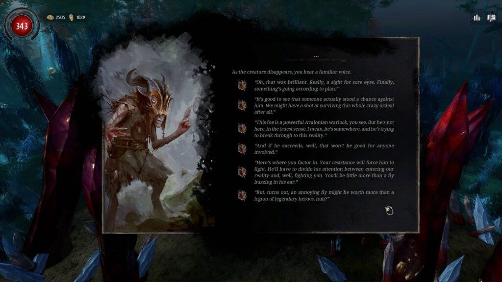 Tainted Grail – váš průvodce