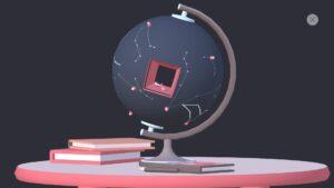 The Almost Gone – globus souhvězdí ukrývá poklad