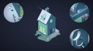 The Almost Gone – rodinný domek