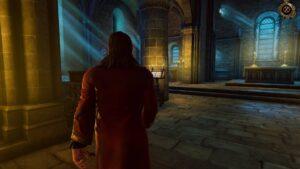 The House of Da Vinci 2 – klášter