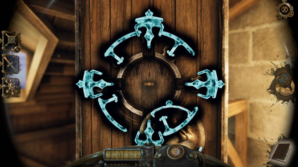 The House of Da Vinci 2 – skrytý mechanismus
