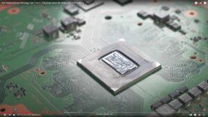 Vlastní PS5 procesor