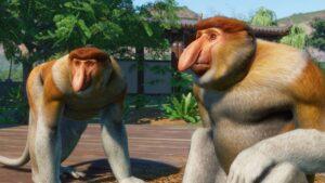 planet zoo kahau