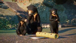 planet zoo medvěd malajský