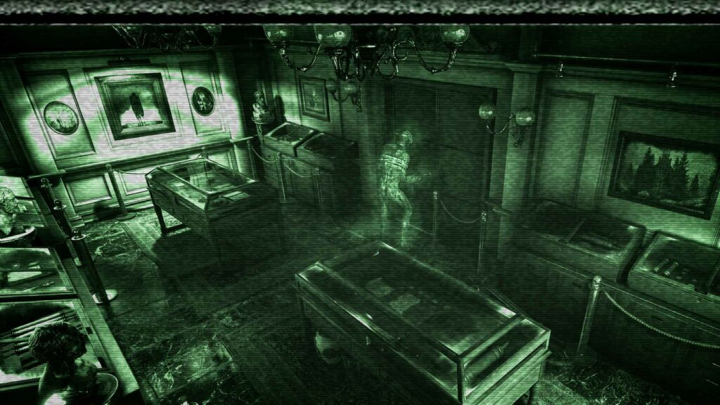 Song of Horror: Complete Edition – camera