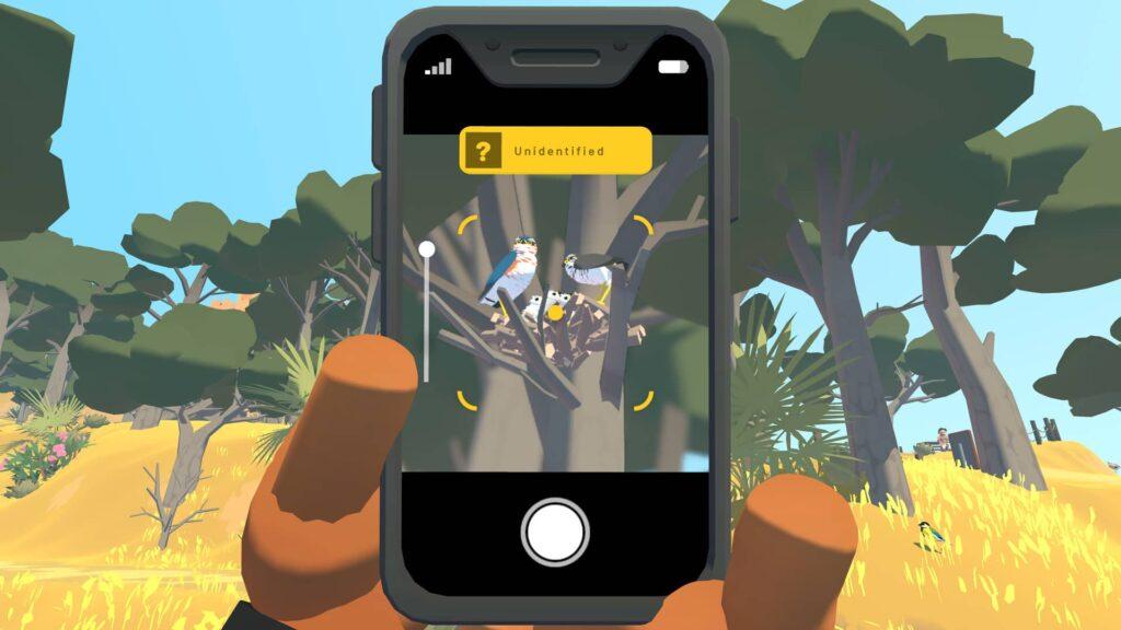 Alba A Wildlife Adventure - telefon