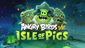 Angry Birds VR Dr. Frankenswine