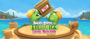 Angry Birds VR Level editor