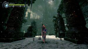 Blades of Time – sníh