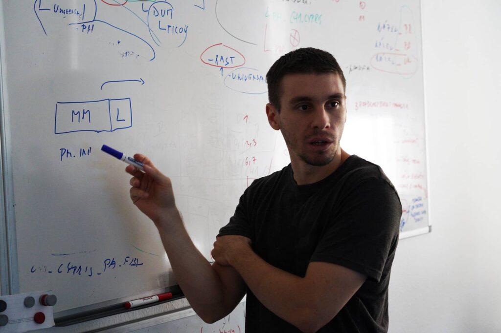 Blue Brain Gmaes – Lead coder Rišo