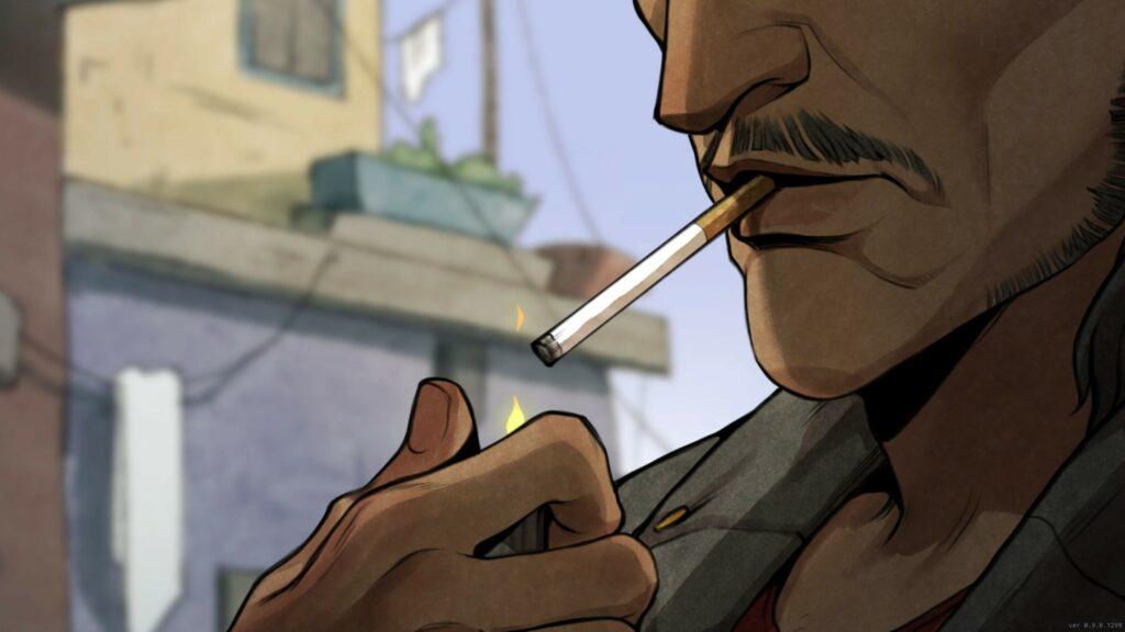 Cartel Tycoon cigaretka