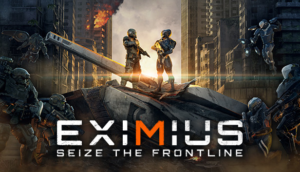 Eximius Seize the Frontline intro