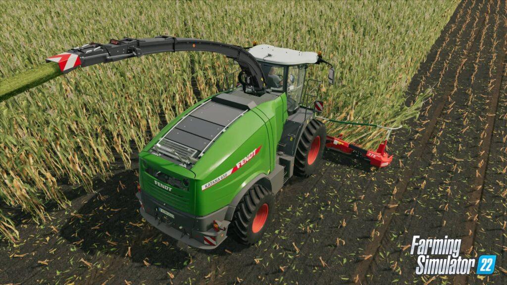 Farming Simulator 22 - pole