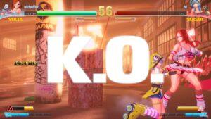 Fight Angel – K.O