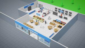 Mall Craze - obchod s elektronikou