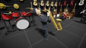 Mall Craze - saxofon