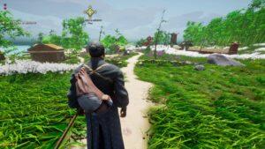 Ronin – cesta do vesnice