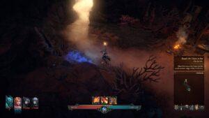 Shadows Awakening – dungeon v jeskyni