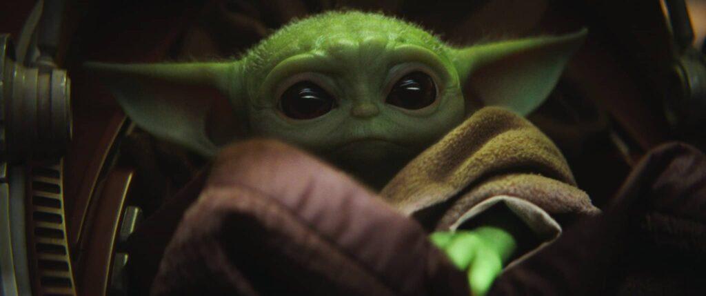 The Mandalorian – Baby Yoda