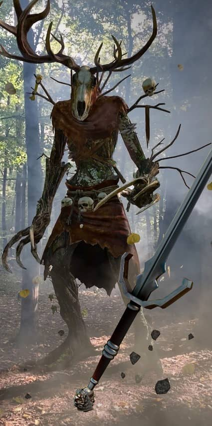 The Witcher Monster Slayer – leshy