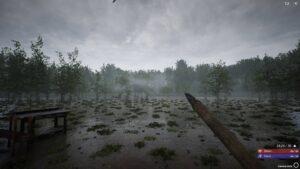 The infected déšť