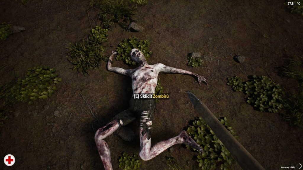 The infected zabitý zombír