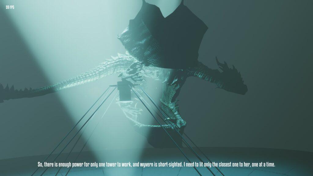 Titan Chaser titan drak