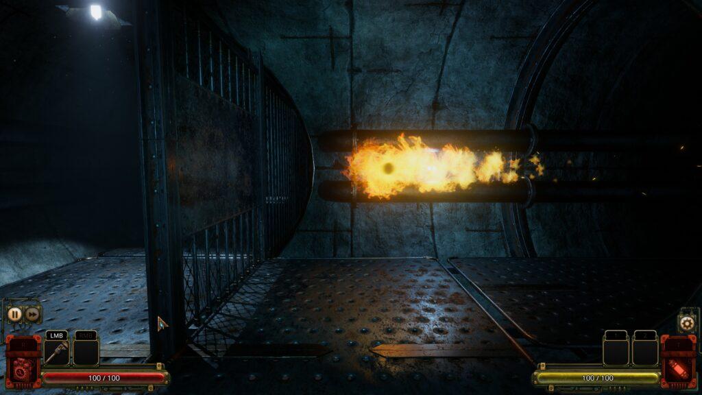 Vaporum: Lockdown koule