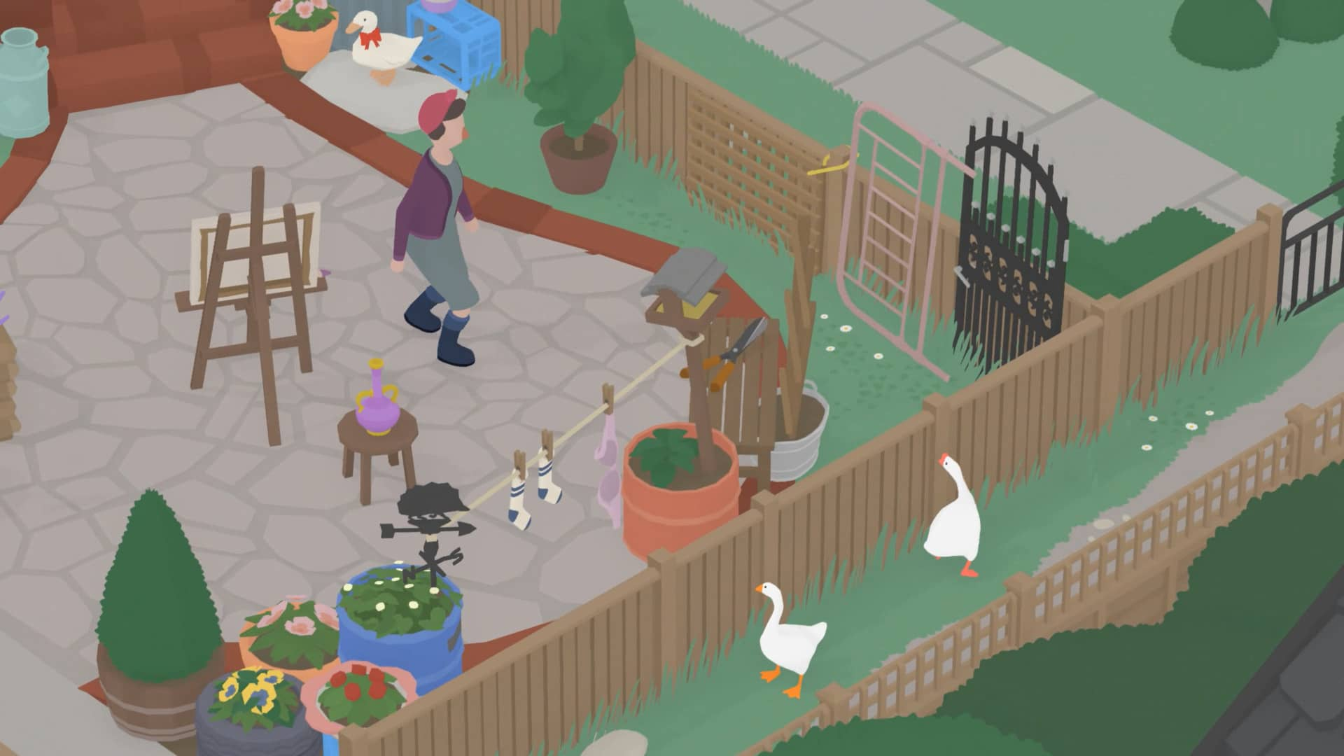 Untitled Goose Game Co-op 2