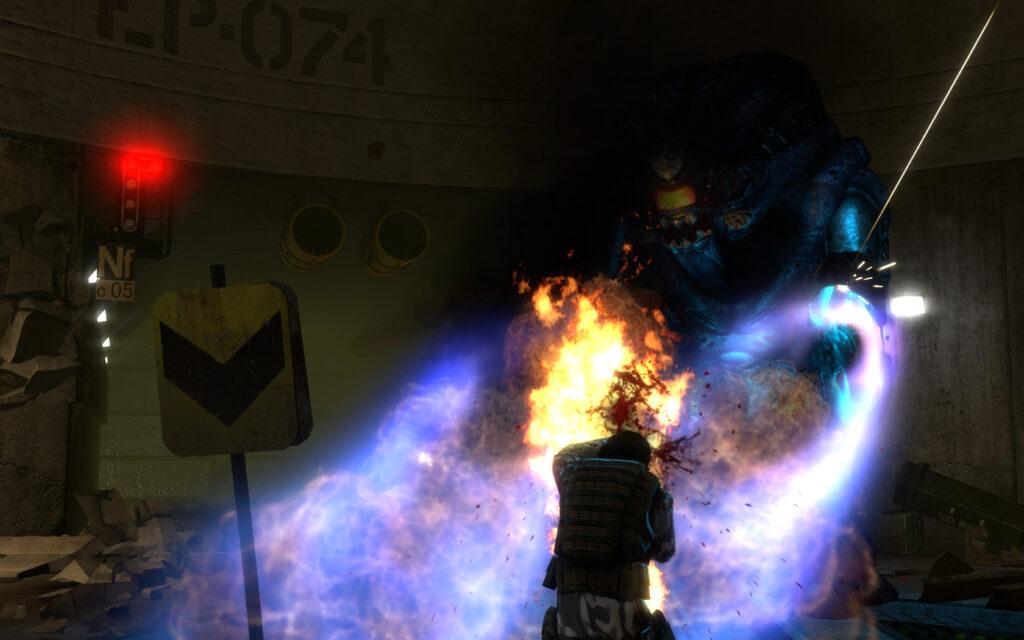 Black Mesa boss