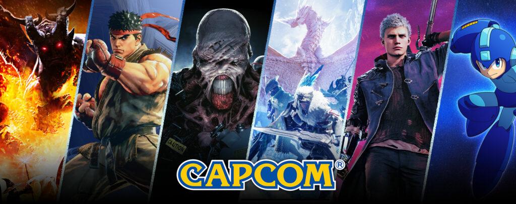 Capcom – hry