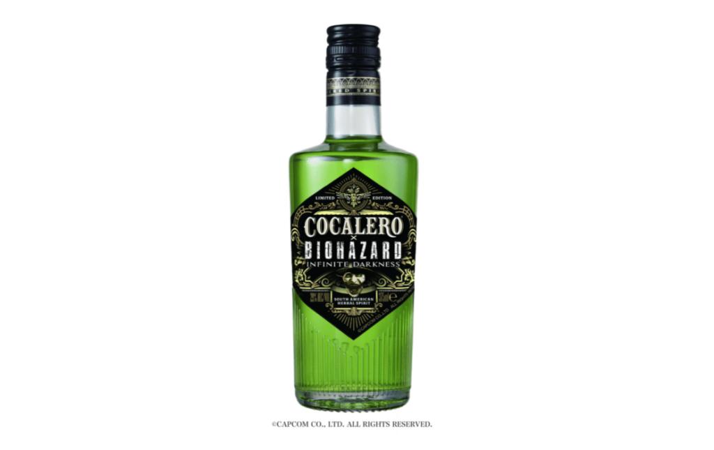 Cocalero Biohazard – likér