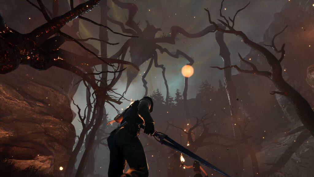 Conan Exiles – pavoučí bůh