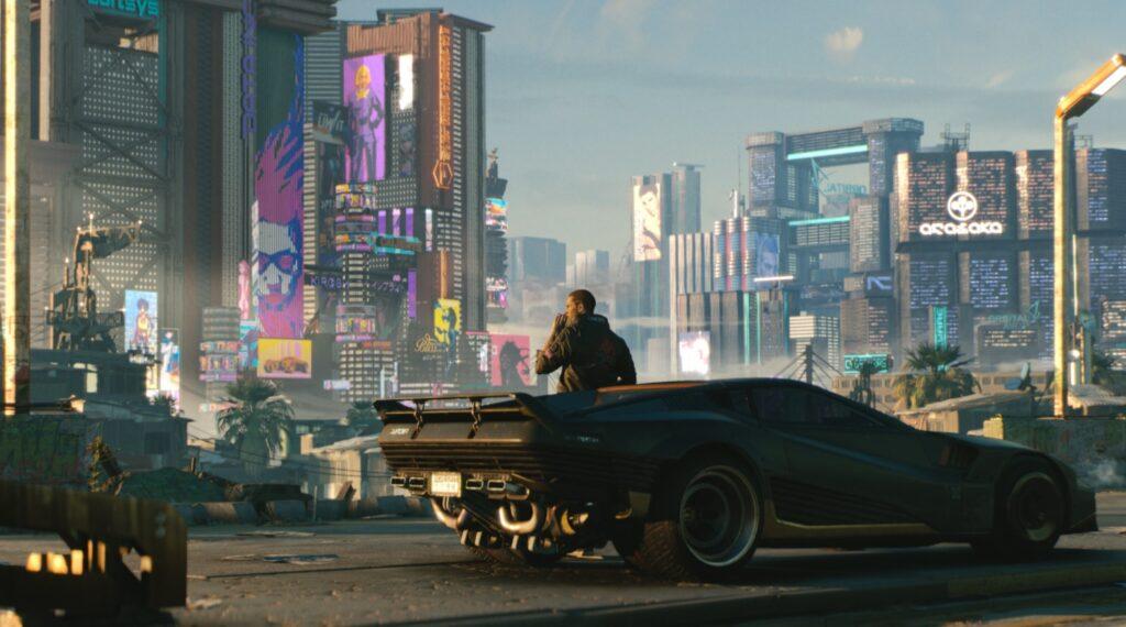 Cyberpunk 2077 playstationstore