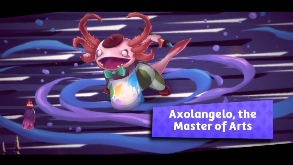 Dandy Ace Axolangelo