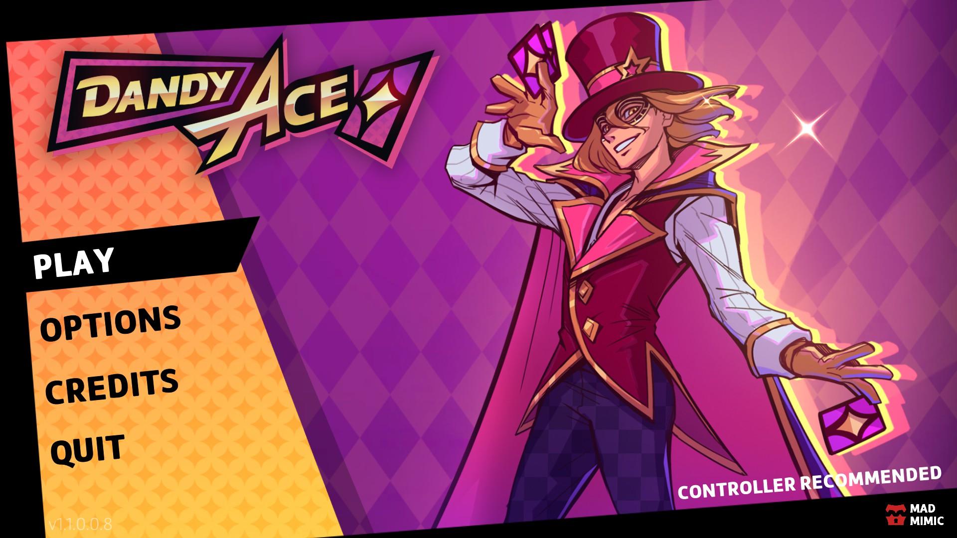 Dandy Ace Titul