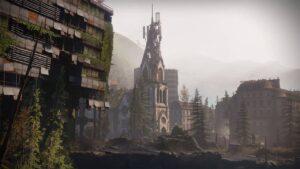Destiny 2 EDZ Earth